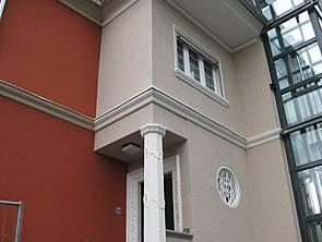 Malerbetrieb Mertens Fassadenanstrich